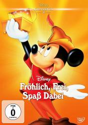 Fröhlich, Frei, Spaß dabei - Disney Classics 8 (DVD)