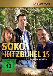 SOKO Kitzbühel 15 - Folge 141-151 (2-DVD)