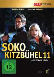 SOKO Kitzbühel 11 - Folge 101-110 (2-DVD)