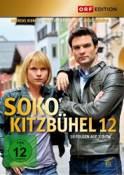 SOKO Kitzbühel 12 - Folge 111-120 (2-DVD)