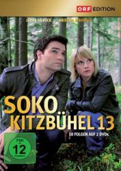 SOKO Kitzbühel 13 - Folge 121-130 (2-DVD)