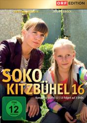 SOKO Kitzbühel 16 - Folge 152-164 (3-DVD)