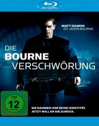 Jason Bourne (2) Die Verschwörung (Blu-ray)