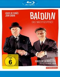 Balduin, das Nachtgespenst - Louis de Funès (Blu-ray)