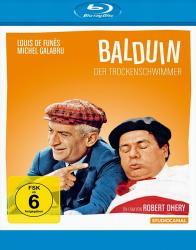 Balduin, der Trockenschwimmer - Louis de Funès (Blu-ray)
