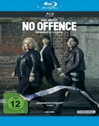 No Offence - Die komplette 1. Staffel (2-Blu-ray)
