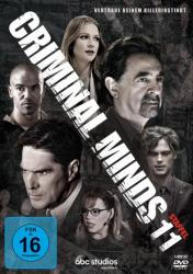 Criminal Minds - Die komplette 11. Staffel (5-DVD)