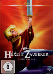 Die Hexe und der Zauberer - Disney Classics  17 (DVD)