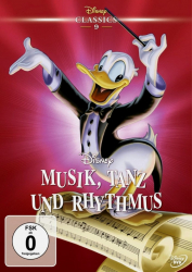 Musik, Tanz und Rhythmus - Disney Classics 9 (DVD)