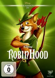 Robin Hood - Disney Classics 20 (DVD)