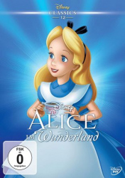 Alice im Wunderland - Disney Classics 12 (DVD)
