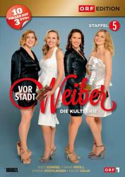 Vorstadtweiber - Die komplette5. Staffel ORF Edition (3-DVD)