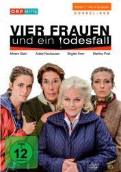 Vier Frauen und ein Todesfall - Die komplette 1. - 8. Staffel (16-DVD)