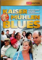 Kaisermühlenblues - Die komplette Serie | ORF Edition (17-DVD)