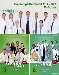 In aller Freundschaft - Die komplette 11. - 20. Staffel (11.1 - 20.2) (111-DVD)