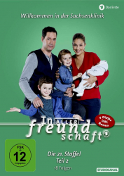 In aller Freundschaft - Die komplette 21.2 Staffel (5-DVD)