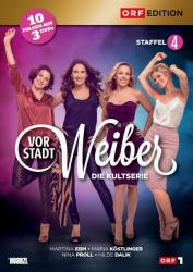 Vorstadtweiber - Die komplette4. Staffel | ORF Edition (3-DVD)