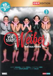 Vorstadtweiber - Die komplette3. Staffel | ORF Edition (3-DVD)