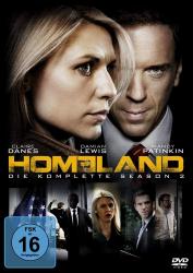 Homeland - Die komplette 2. Staffel (4-DVD)