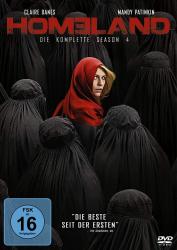 Homeland - Die komplette 4. Staffel (4-DVD)