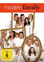 Modern Family - Die komplette 8. Staffel (3-DVD)