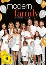Modern Family - Die komplette 9. Staffel (3-DVD)