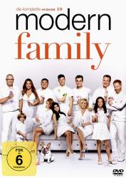 Modern Family - Die komplette 10. Staffel (3-DVD)
