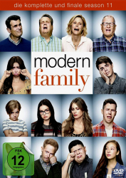 Modern Family - Die komplette 11. Staffel (3-DVD)