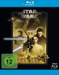 Star Wars: Episode 2 - Angriff der Klonkrieger (2-Blu-ray)