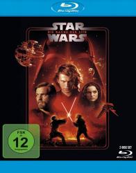 Star Wars: Episode 3 - Die Rache der Stith (2-Blu-ray)