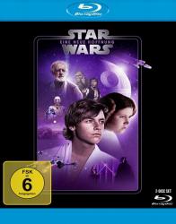 Star Wars: Episode 4 - Eine neue Hoffnung (2-Blu-ray)