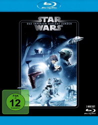 Star Wars: Episode 5 - Das Imperium schlägt zurück (2-Blu-ray)