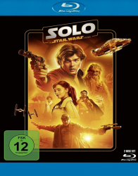 Solo - A Star Wars Story (2-Blu-ray)