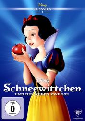 Schneewittchen und die Sieben Zwerge - Disney Classics 1 (DVD)
