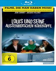 Louis und seine ausserirdischen Kohlköpfe - Louis de Funès (Blu-ray)