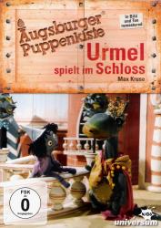 Augsburger Puppenkiste - Urmel spielt im Schloss (DVD)
