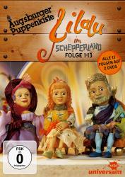 Augsburger Puppenkiste - Lilalu im Schepperland (2-DVD)