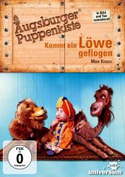 Augsburger Puppenkiste - Kommt ein Löwe geflogen (DVD)