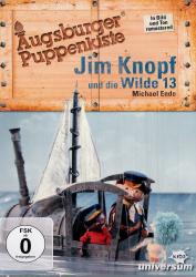 Augsburger Puppenkiste - Jim Knopf und die Wilde 13 (DVD)