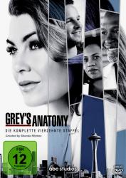 Greys Anatomy - Die komplette 14. Staffel (6-DVD)