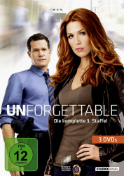 Unforgettable - Die komplette 1. + 2. + 3. Staffel (12-DVD)