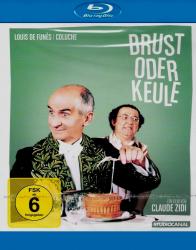 Brust oder Keule - Louis de Funès (Blu-ray)