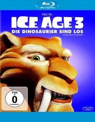 Ice Age 3 - Die Dinosaurier sind los (Blu-ray)