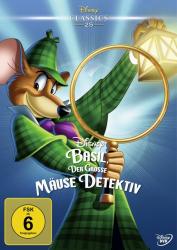 Basil, der grosse Mäuse Detektiv - Disney Classics 25 (DVD)