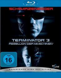 Terminator 3 - Rebellion der Maschinen (Blu-ray)