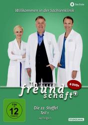 In aller Freundschaft - Die komplette Staffel 22.1 (6-DVD)