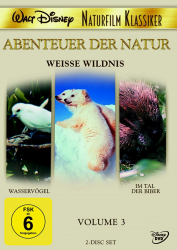 Abenteuer der Natur - Volume 3 / Weisse Wildnis (2-DVD)
