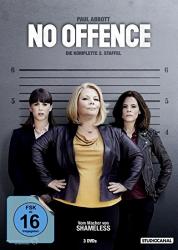 No Offence - Die komplette 2. Straffel (3-DVD)