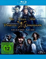 Fluch der Karibik 5: Pirates of the Caribbean - Salazars Rache (Blu-ray)