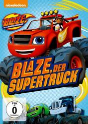Blaze und die Monstermaschinen: Der Supertruck - Volume 1 (DVD)